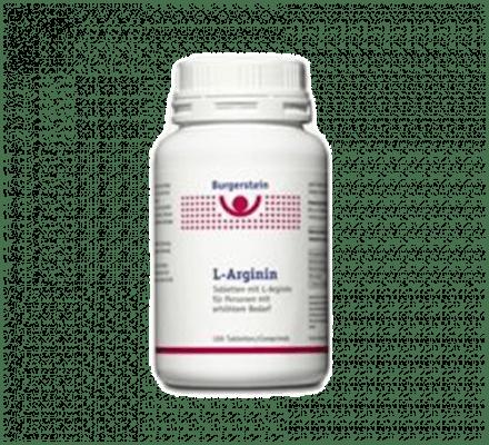 Image of Burgerstein L-Arginin 100 Tabletten