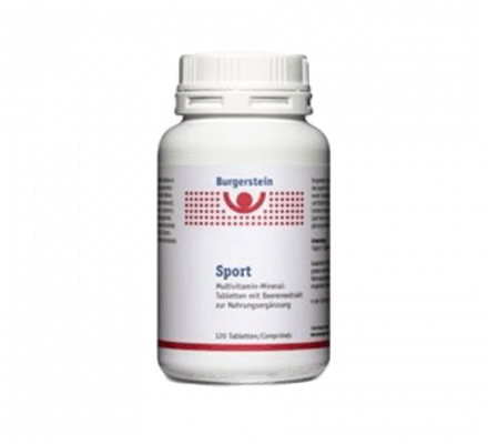 Image of Burgerstein SPORT 60 Tabletten
