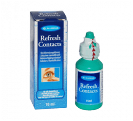 Image of Refresh Contacts Augentropfen - 15ml Flasche