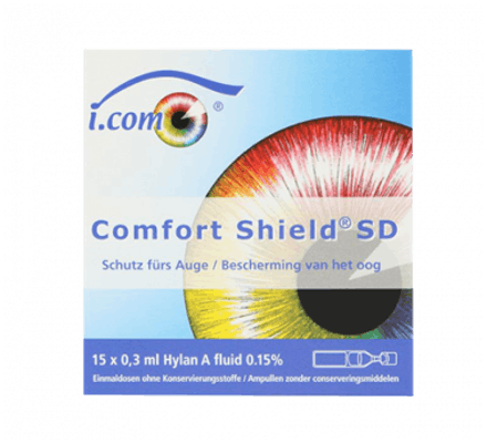 Image of Comfort Shield Ampullen-Unidoses 0.3ml