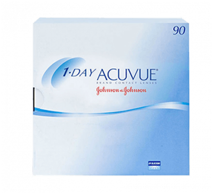 Image of 1-Day Acuvue - 90 Tageslinsen