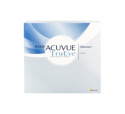 Image of 1-Day Acuvue TruEye - 90 Tageslinsen