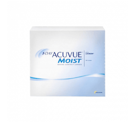 Image of 1-Day Acuvue Moist - 180 Tageslinsen