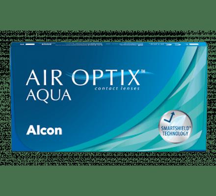 Image of Air Optix AQUA - 3 Monatslinsen