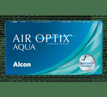Image of Air Optix AQUA - 6 Monatslinsen