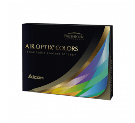 Image of Air Optix Colors (FreshLook) - 2 Farblinsen