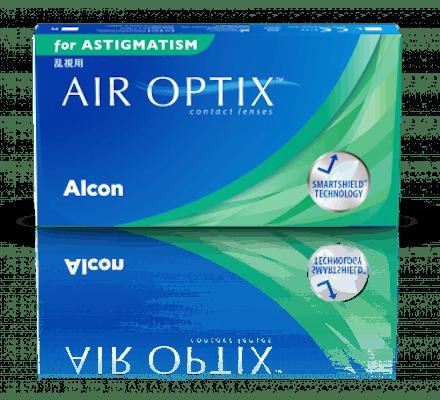 Image of Air Optix for Astigmatism - 3 Monatslinsen