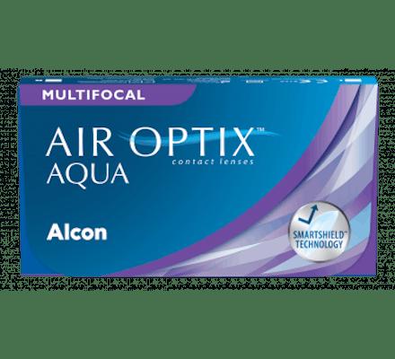 Image of Air Optix AQUA Multifocal - 3 Monatslinsen