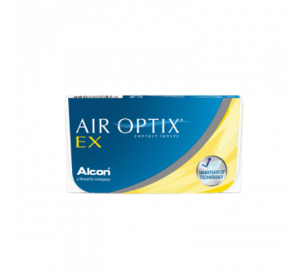 Image of Air Optix EX - 3 Monatslinsen