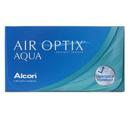 Image of Air Optix AQUA - 6 Monatslinsen