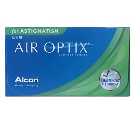 Image of Air Optix for Astigmatism - 6 Monatslinsen