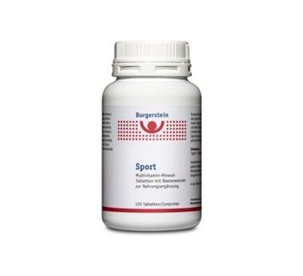 Image of Burgerstein SPORT 120 Tabletten