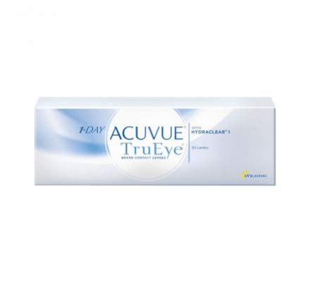 Image of 1-Day Acuvue TruEye - 30 Tageslinsen