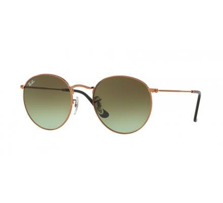 Ray-Ban Round Metal RB3447 - 9002A6 53/21