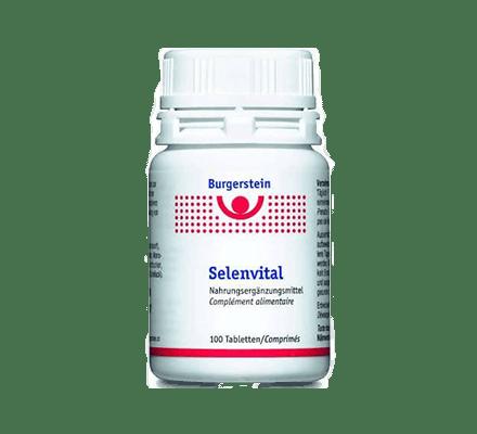 Burgerstein Selenvital 100 Tabletten