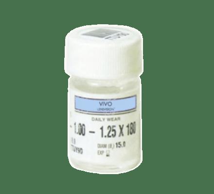 LENSVISION PE UV - 1 Lentille de contact rigide