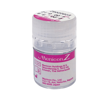 Menicon Z Omni - 1 Hard contact lens
