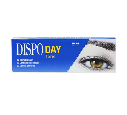 Dispo Day Toric - 30 Lenti giornaliere