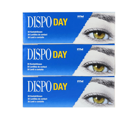 Dispo Day - 90 Daily Lenses