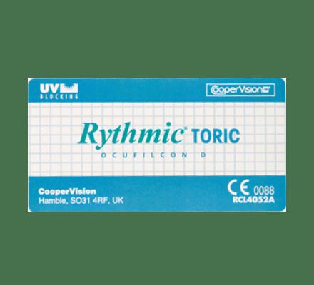 Rythmic Toric UV - 6 Monatslinsen