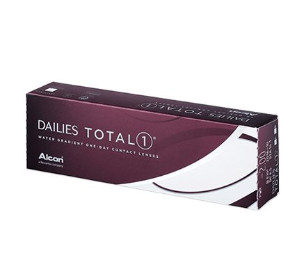 DAILIES TOTAL 1 - 30 Lenses