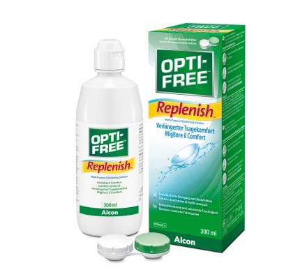 OptiFree RepleniSH - 300ml inkl. Behälter