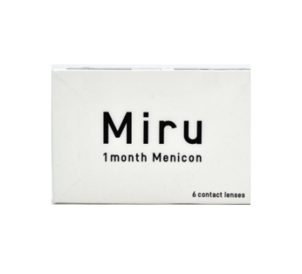 Miru 1month Multifocal - 6 Monatslinsen
