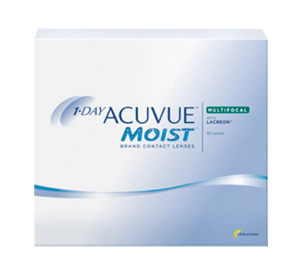 1-Day Acuvue Moist Multifocal - 90 Lenses