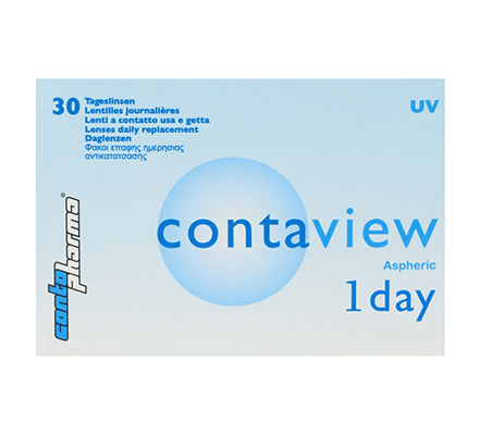 Contaview aberration control 1day UV - 30 Tageslinsen