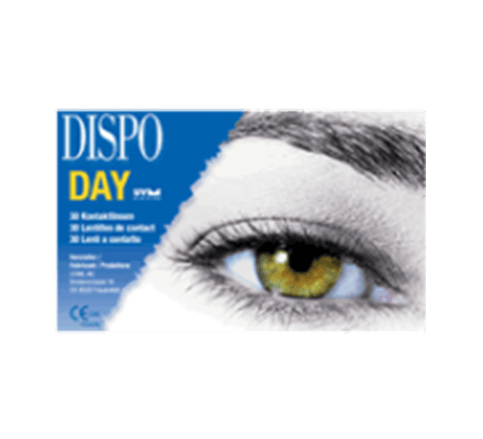 Dispo Day - 30 Lenti giornaliere