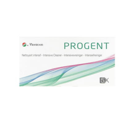 Menicon Progent SP Intensive cleaner - 1 package