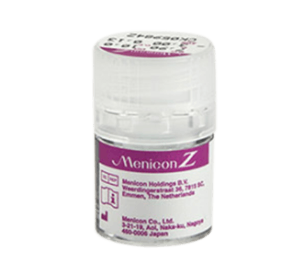 Menicon Z Comfort - 1 Hard contact lens