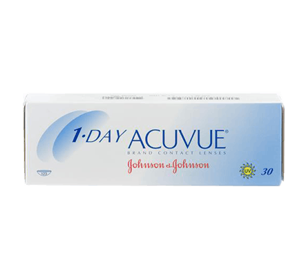1-Day Acuvue - 30 Lenses