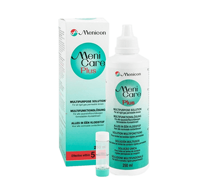 MeniCare Plus di Menicon 250ml
