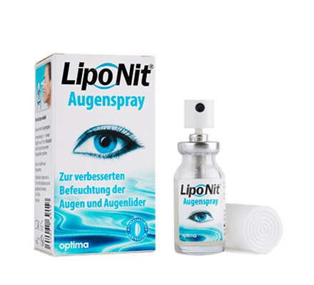 Lipo Nit Lidspray Augenspray - 10ml