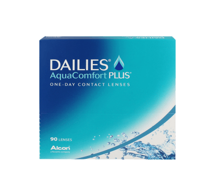 Dailies AquaComfort Plus - 90 Lenses