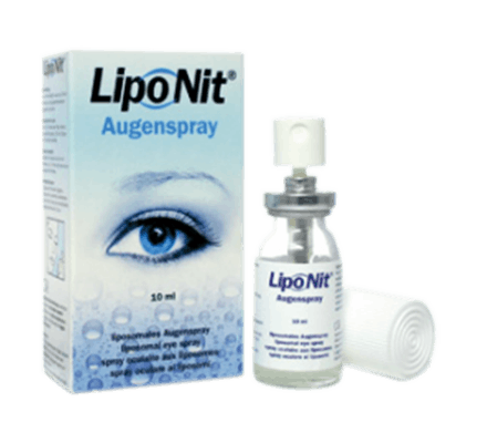 Lipo Nit Lidspray Eye Spray 20ml LipoNit