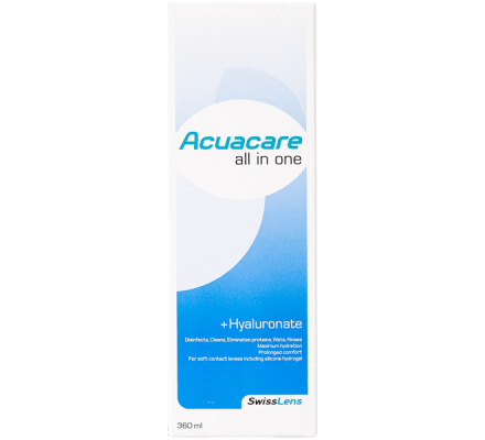 Acuacare All-in-One - 360ml inkl. Behälter