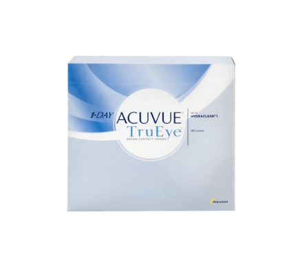 1-Day Acuvue TruEye - 180 lenses
