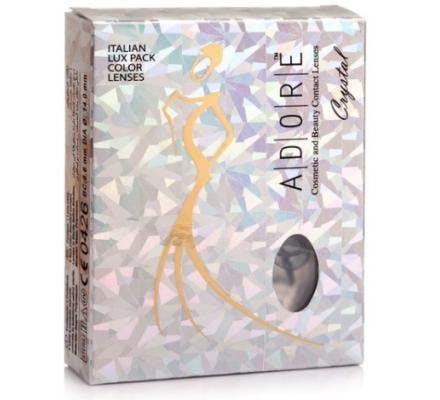 Adore Crystal - 2 lenti colorate