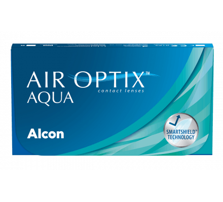 Air Optix AQUA - 3 Lenti mensili