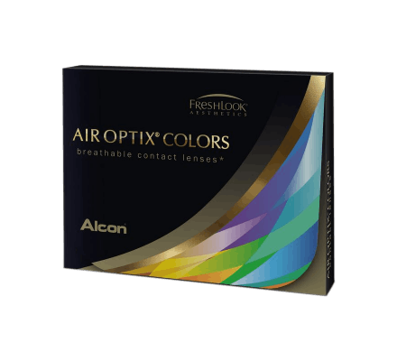 Air Optix Colors (FreshLook) - 2 lentilles colorées