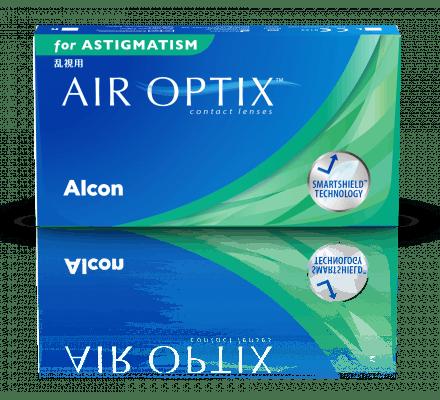 Air Optix for Astigmatism - 3 Lenti mensili
