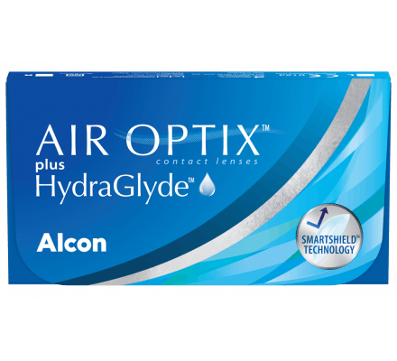 Air Optix plus HydraGlyde - 3 Monatslinsen