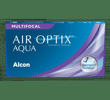 Air Optix AQUA Multifocal - 3 Lenti mensili