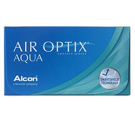 Air Optix AQUA - 6 Monthly Lenses