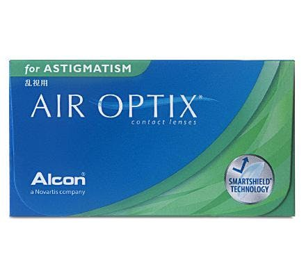 Air Optix for Astigmatism - 3 Monthly Lenses