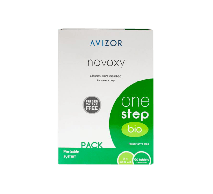 Avizor One Step Bioindicateur - 2x350ml & 90 comprimées, 1 récipients