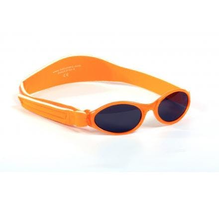 KidBanz Orange (2-5 years) Baby Sunglasses