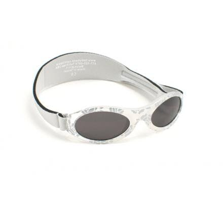 KidBanz Silver Leaf (2-5 years) Baby Sunglasses